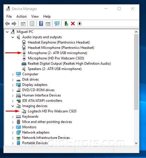 Fix Skype Microphone not Working - Windows 10 - AvoidErrors