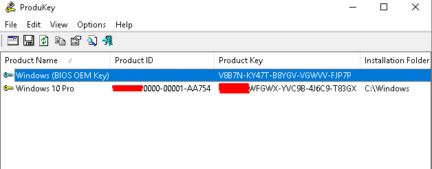 Windows Bios Oem Key