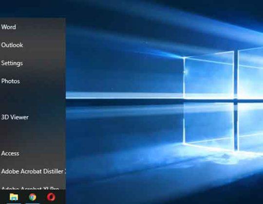 How to fix a Frozen Windows 10 Desktop