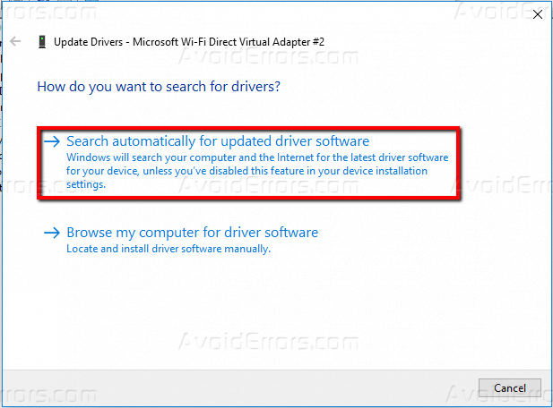 How to fix a Frozen Windows 10 Desktop - AvoidErrors