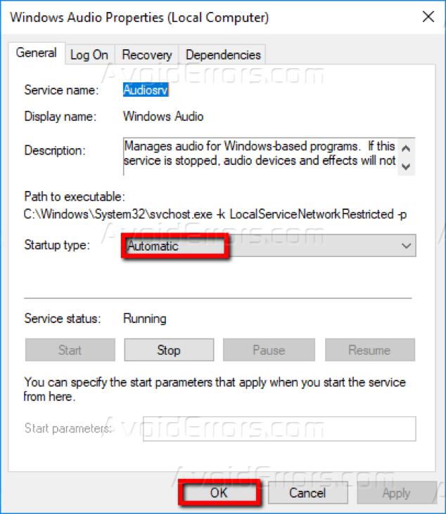 Fix Generic Audio Driver Detected in Windows 10 - AvoidErrors