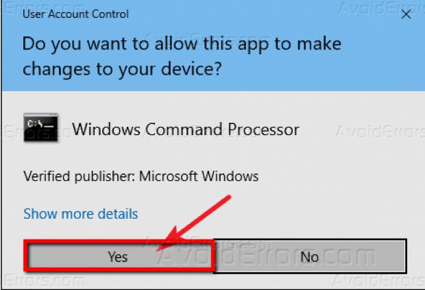 Fix Windows 10 File System Error (-2147416359) When Opening