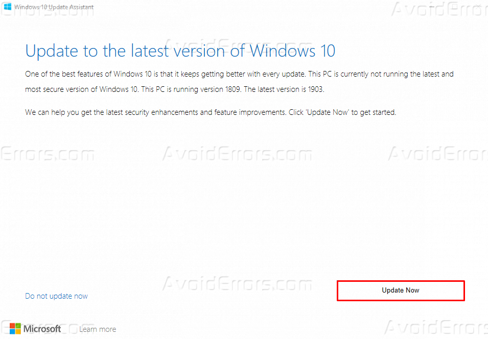 How to Download and Update Windows 10 to Latest Release