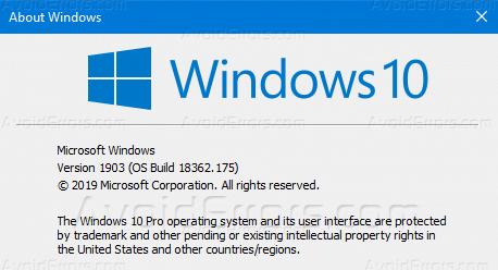 Các Cách kiểm tra loại giấy phép Windows 10