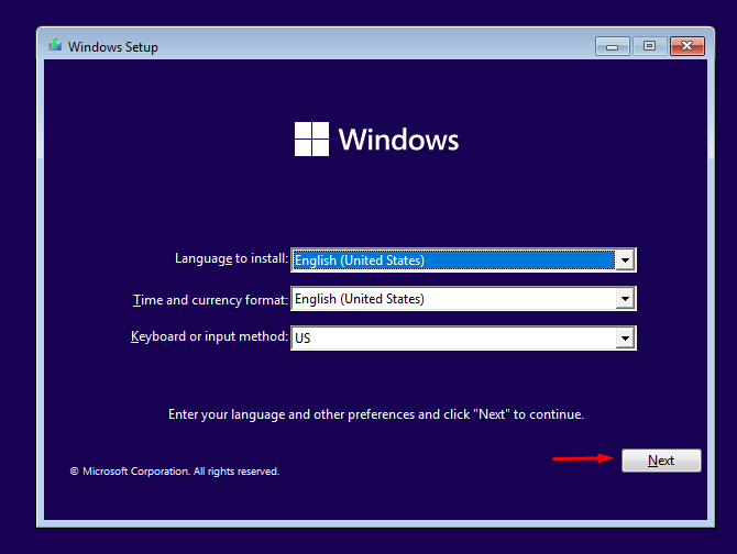 install windows 11 oracle virtualbo 11