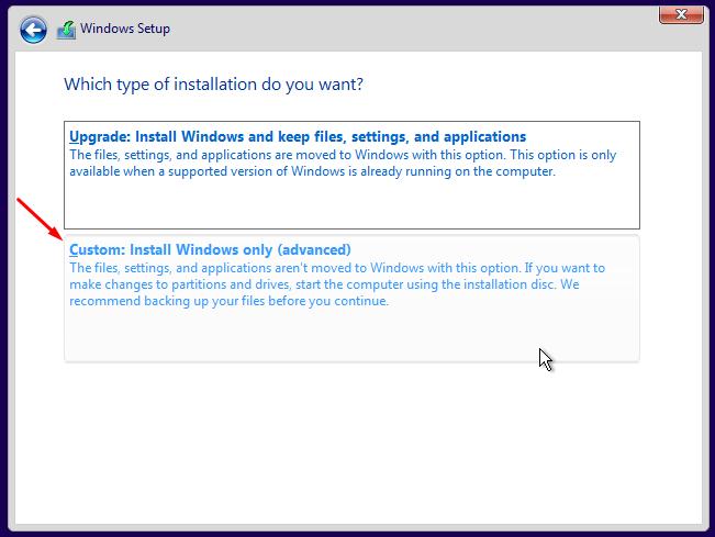 install windows 11 oracle virtualbo 16