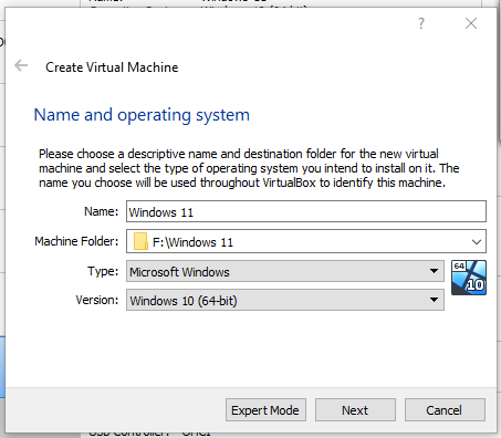 install windows 11 oracle