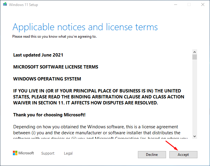 Install Windows 11 without TPM 2.0 and Secure Boot 5